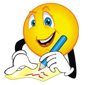 Write in resume template
